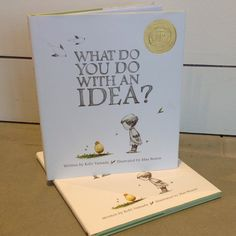 What Do You Do With An Idea?, Kobi Yamada from 108 Contemporary for $16.00