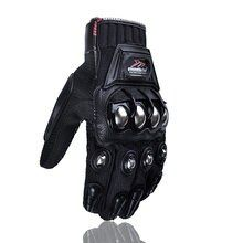 Men's Gloves Long Keeper Top Quality Winter Black Gloves For Men Full Finger Leather Glove Army Military Guante Male Driving Luvas De Inverno Online Shop