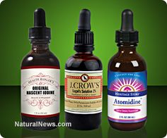 Nascent iodine tinctures found remarkably clean of heavy metals: Health Ranger laboratory analysis published