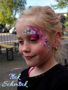 Face paint, schmink by Tink Schmink