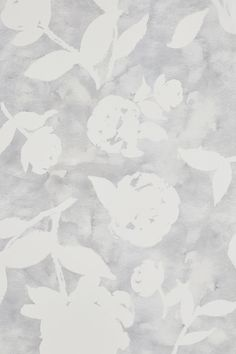 Roses Wallpaper | Anthropologie