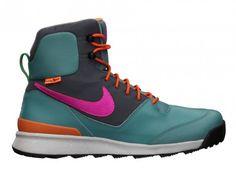 Nike ACG Stasis – Mineral Teal – Pink Foil – Urban Orange