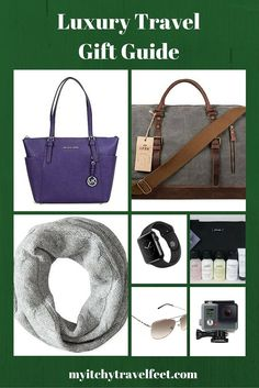 In the 2015 edition of the My Itchy Travel Feet Luxury Gift Guide 5435374f3fc1f