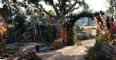 Environment Optimization Tricks in Witcher 3