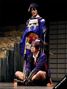 舞台「刀剣乱舞」に女子が夢中!ハマる魅力・8つ   CanCam.jp(キャンキャン) Stage Play, Touken Ranbu, Musicals, Fandoms, Cosplay, Japan, Actors, Live, Japanese