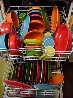 What other dishes could make dishwashing fun?