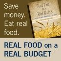 good food on a budget - book