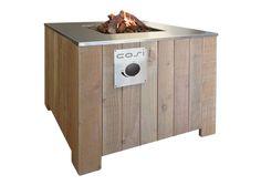 De Cosicube 70 is een heerlijke casual vuur tafel voor in de tuin of op het terras. Geniet lang van deze duurzame warmtebron dankzij het sterke en geïmpregneerde Douglas sparrenhout. U schaft met deze tafel zowel functionaliteit als schoonheid aan. Naast het feit dat deze vuur tafel praktisch is, is hij ook nog eens een trendy hotspot voor in de tuin. http://gardenmart.nl/cosi-vuurtafels/601-vuur-tafel-cosicube-70-cosifires-8712757409235.html#/accessoires-_