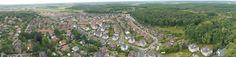 "panorama_altesrad1.jpg (1500×364)-Potsdam-Eiche "" Ales Rad"""