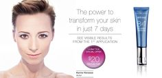 Discover the New·Age Power Serum for only $20. Limited time offer, online only. www.marcelle.com