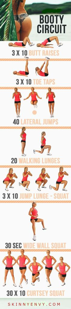 Booty Building Kettlebell Circuit You Can Do At Home! Get amazing results with no gym! #homeworkouts #buttlift