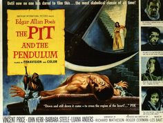 Pit and the Pendulum(1961) 6/10 - 11/1/13