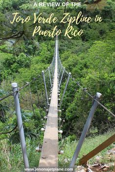 The longest zipline in America is in Puerto Rico. Here's what you need to know to visit Toro Verde Adventure Park and conquer The Monster! Photo Packages, South America Travel, Travel Guides, Travel Info, Usa Travel, Travel Tips, Central America, Cool Places To Visit, Adventure Travel