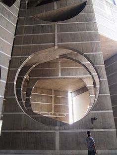 tulsicrafts   National Assembly building Dhaka by Louis Kahn