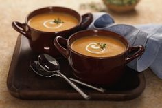 Jenna's Harvest Soup will have you dreaming of fall all year long. Recipe here: http://www.idahoan.com/recipes/jennas-harvest-soup/