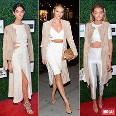#mulpix Lily Aldridge, Candice Swanepoel y Gigi Hadid son algunas de las 'celebrities' que han hecho del nude un aliado poderoso'. ¿Le darás una oportunidad?  #lilyaldridge  #candiceswanepoel  #gigihadid  #nude  #fashion  #streetstyle  #moda  #redcarpet