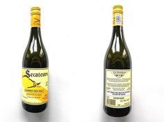 Wine & Food Wednesday: Secateurs Chenin Blanc paired with Zucchini Bolognaise