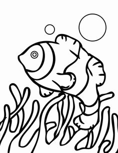Coral Coloring Pages - Best Coloring Pages For Kids Alphabet Coloring Pages, Animal Coloring Pages, Coloring Book Pages, Coral Reef Drawing, Coral Reef Color, Coral Reefs, My Little Pony Coloring, Coloring Pages For Kids, Kids Coloring