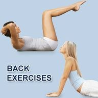 Exercises for lower back pain can be the best treatment for those who suffer from both lower left back pain in women and lower right back pain in men.