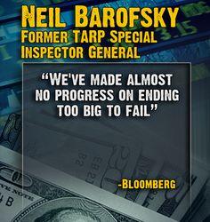 Ending Too Big To Fail