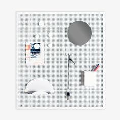 Tableau magnetic organizing board by OK Design - OK Design - Home of the Acapulco Chair
