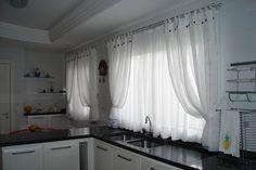 Cortinas para Cozinha - Lojas Braum