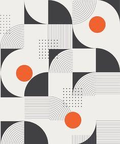 Pin by quiltachusetts on patern inspirations design, muster, grafik design. Design Textile, Design Floral, Motif Vintage, Vintage Design, Graphic Patterns, Print Patterns, Graphic Design Pattern, Geometric Graphic Design, Geometric Designs