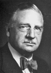 """Otto Loewi (3 June 1873 – 25 December 1961)[4] was a German-born pharmacologist whose discovery of acetylcholine helped enhance medical therapy. The discovery earned for him the Nobel Prize in Physiology or Medicine in 1936 which he shared with Sir Henry Dale, whom he met in 1902 when spending some months in Ernest Starling's laboratory at University College, London. He has been referred to as the """"Father of Neuroscience."""""""