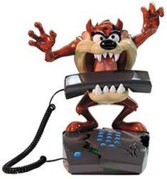 Taz Tazmanian Devil Phone