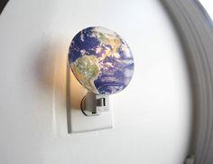Earth Night Light from Kikkerland.