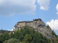 Oravský hrad Oravská Magura