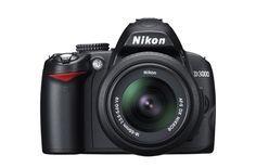 Nikon D3000 Cheat Sheet