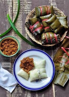 Indonesian Desserts, Indonesian Cuisine, Indian Food Recipes, Asian Recipes, Ethnic Recipes, Asian Foods, My Favorite Food, Favorite Recipes, Porridge Recipes