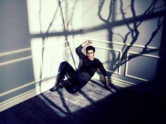 Paul Wesley in The Vampire Diaries Season 4 Never Before Seen Promo Pics From Season 4 - Stefan Salvatore - Paul Wesley - Paul Wesley Vampire Diaries, Vampire Diaries Stefan, Vampire Diaries Seasons, Vampire Diaries Cast, Vampire Diaries The Originals, The Vampires Diaries, Real Vampires, The Cw, Estefan Salvatore