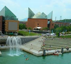 Chattanooga Tennessee Aquarium. Been There!