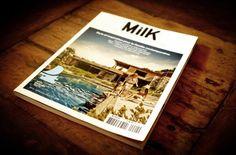 Milk decoration magazine now in the shop