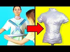 23 AWESOME CLOTHING HACKS THAT'LL MAKE YOUR LIFE SO MUCH EASIER - YouTube