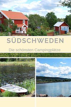 Die schönsten Campingplätze in Südschweden für Euren nächsten Urlaub in Skandinavien Camping Info, Camping And Hiking, Sweden Travel, Helsinki, Day Trip, Time Travel, Travel Inspiration, Camper, Island