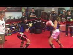 Anta's Kids Fighting Tournament in Doral