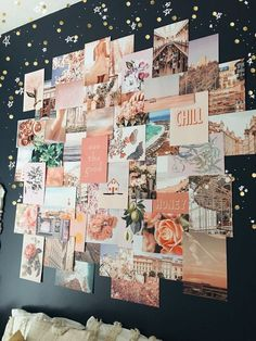 Peachy Pink Collage Kit Collage Wall Decor Another shot of the peachy-pink collage kit irl The post Peachy Pink Collage Kit Collage Wall Decor appeared first on Fotowand ideen. Wall Collage Decor, Photo Wall Collage, Collage Ideas, Bedroom Wall Collage, Collage Pictures, Poster Collage, Poster Wall, Wall Mural, Collage Art