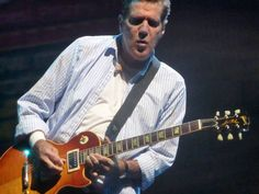 Glen Frey, original member of The Eagles (November 6 1948 - Jan 18 2016)