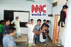 ময়মনসিংহ মহিলা ডিগ্রী কলেজে ছাত্রীর আত্মহত্যা