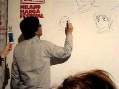 Yoichi Takahashi al Milano Manga Festival 18-05-2013 - YouTube