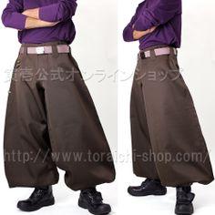 Toraichi 2530-419 Cho-cho-cho long pants