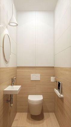 Space Saving Toilet Design for Small Bathroom In the event that you are one of the a huge number of individuals around the globe who needs to bear the claustrophobia of a little restroom, help is within reach.