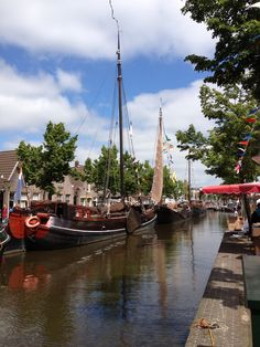 Meppel,  The Netherlands, grachtenfestival