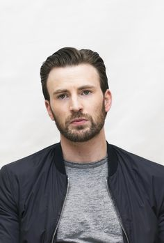 """mcavoys: """" Chris Evans attends a photocall for 'Gifted' in Los Angeles, California on March 31, 2017. """""""