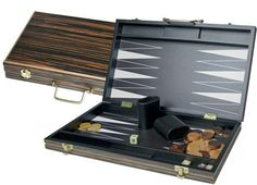 Apartment 48 - Shop - Entertaining - Backgammon Set - Home Furnishings and Interior Design - New York City