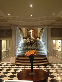 The Grand Connaught Rooms, London.
