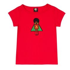 AFRO SUPA SISTA TSHIRT BY SUPERNATURAL